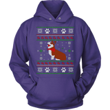 Corgi dog - Ugly Christmas Sweatshirt & Hoodie - Vietees Shop Online