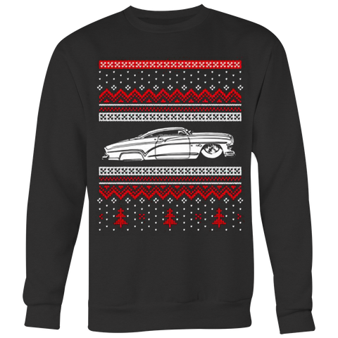 Merc Ugly Christmas Sweater T-Shirt - Vietees Shop Online