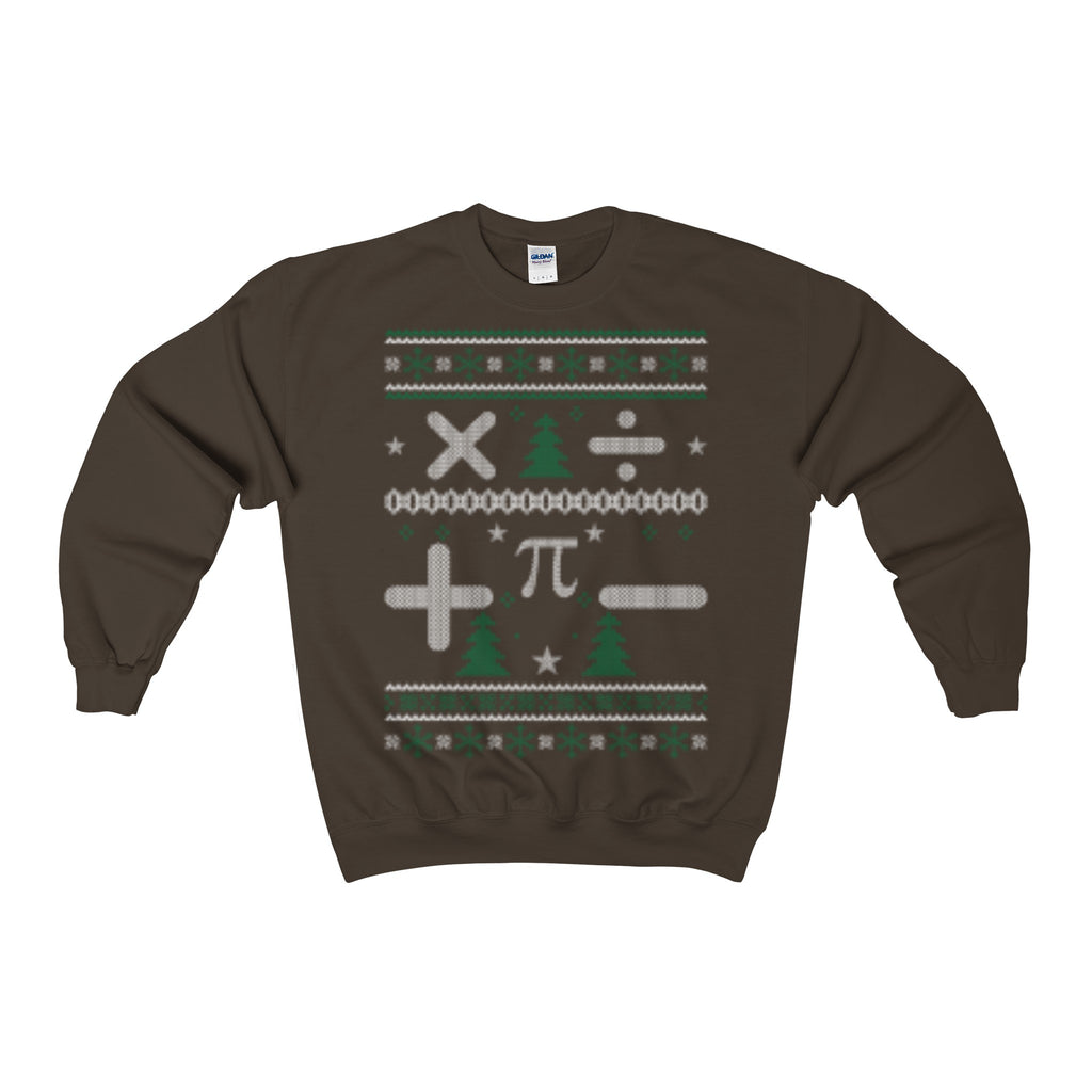 Math Maths Ugly Christmas Sweatshirt Xmas - Vietees Shop Online