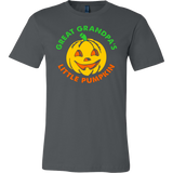 Great Grandpa Little Pumpkin Halloween T-Shirt - Vietees Shop Online