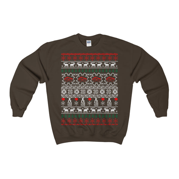 optician ophthalmologist ugly christmas sweatshirt - Vietees Shop Online