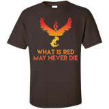 "Pokemon GO: Team Valor: ""WHAT IS RED MAY NEVER DIE!"" (Red Team) - Vietees Shop Online"