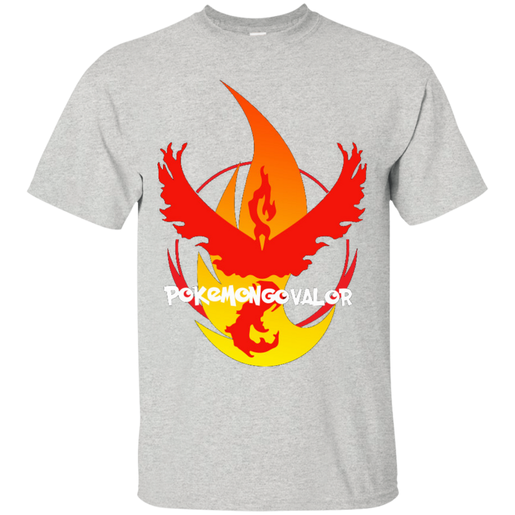 POKEMON GO TEAM VALOR FIRE T-SHIRT - Vietees Shop Online