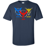 POKEMON GO TRIO TEAM T-SHIRT - Vietees Shop Online