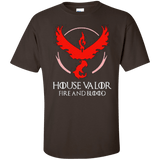 House Valor (GOT + Pokemon GO) White text - Vietees Shop Online
