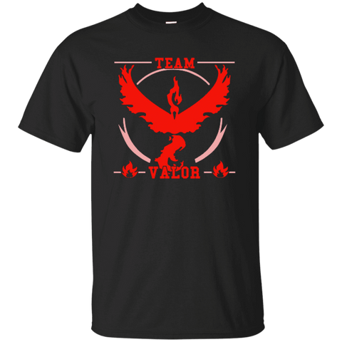 GO TEAM VALOR T-SHIRT - Vietees Shop Online