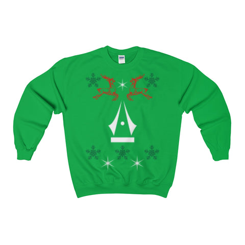 Writer Ugly Christmas Sweatshirt Xmas - Vietees Shop Online