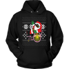 Image of 2 Chainz ugly Christmas sweater trapping Santa T-shirt - Vietees Shop Online