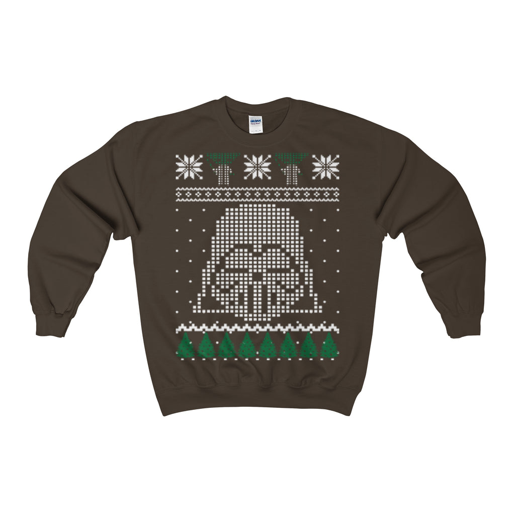 darth vader ugly christmas sweatshirt xmas - Vietees Shop Online