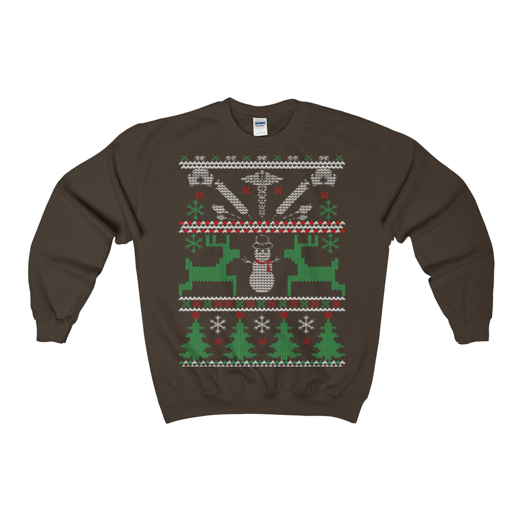 nurse medical assistant ugly christmas sweatshirt xmas - Vietees Shop Online