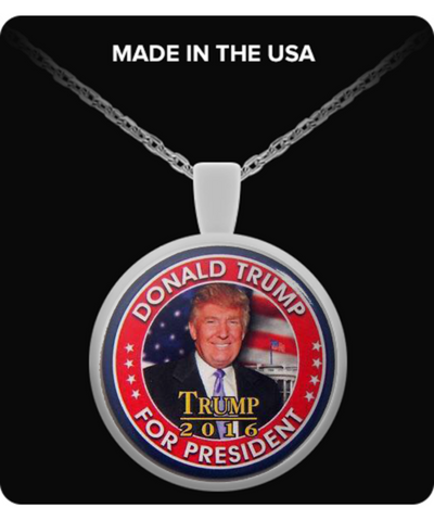 TRUMP 2016 - NECKLACE - Vietees Shop Online