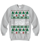 rafting ugly christmas sweater - Vietees Shop Online