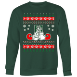 Boxing Ugly Christmas Sweater T Shirt - Vietees Shop Online