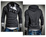 2016 Hoodies Men Sudaderas Hombre Hip Hop Mens Brand 7 Color Stitching Hedging Hoodie Sweatshirt Suit Slim Fit Men Hoody - Vietees Shop Online