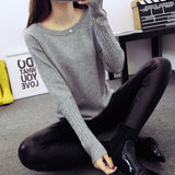 Hot 2016 Autumn Winter Women Sweaters and Pullovers Fashion turtleneck Sweater Women twisted thickening slim pullover sweater - Vietees Shop Online