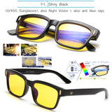IVSTA Blue Light Glasses Computer Gaming Frame Men Anti Blue Rays Blocking Prescription Myopia Polarized Sunglasses - Vietees Shop Online