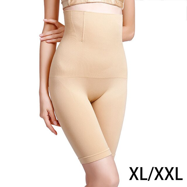Women Body Shaper Slimming Belt Waist Trainer Support Butt Panties Lifter Anti-Light Belly Pants Shapewear Tummy Girdle Belt - Vietees Shop Online