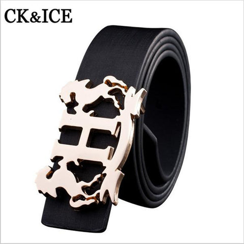 2016 Belt new arrival men brand designer PU belts for business men and women which high quality luxury Smooth buckle Jeans Belts - Vietees Shop Online