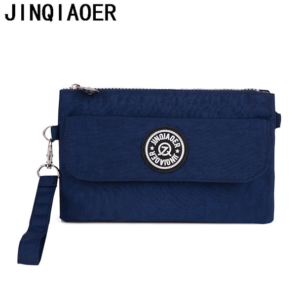 Women Messenger Bags Waterproof Nylon Day Clutch Purse Casual Small Shoulder Bag For Girl Female Tote Handbags Wristlet Bolsa - Vietees Shop Online