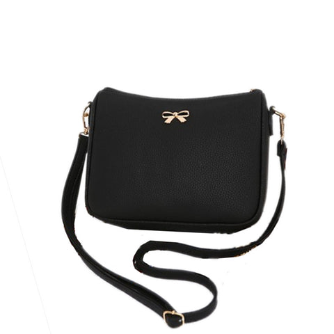 Casual cute bow small handbags hotsale women evening clutch ladies mobile purse famous brand shoulder messenger crossbody bags - Vietees Shop Online