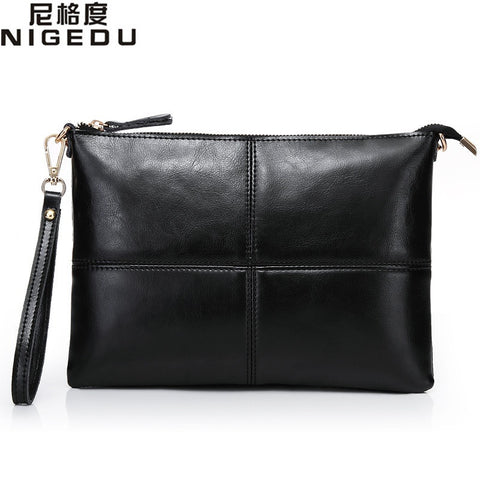 Fashion splicing Women envelope clutch bag ladies evening bag Women's Handbag Shoulder Bag female Messenger Bag bolsas Clutches - Vietees Shop Online