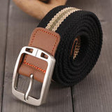 2017 military belt outdoor tactical belt men&women high quality belts for jeans male luxury canvas straps ceintures - Vietees Shop Online