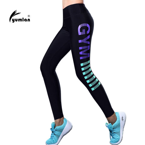 Compression pants women yoga pant sports tights women sports leggings calzas woman fitness clothing ladies running gym leggings - Vietees Shop Online