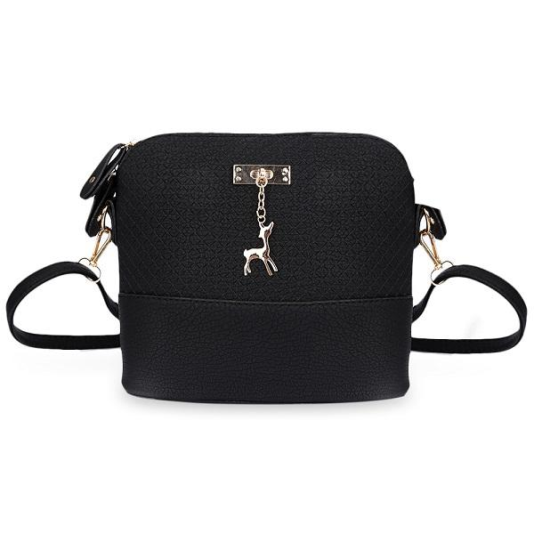 Guapabien Women Shoulder Messenger Bag Kawaii Mini Bag With Deer Small Clutch Phone Bag Handbags - Vietees Shop Online