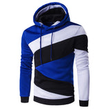 2017 Hoodies Mens Male Hip Hop Male Brand Hoodie Color Stitching Sweatshirt  Suit Men Slim Fit Men Hoody XXL E5RV - Vietees Shop Online