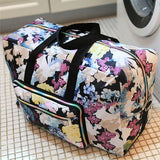 WEIJU 2017 New Folding Travel Bag Large Capacity Waterproof Printing Bags Portable Women's Tote Bag - Vietees Shop Online