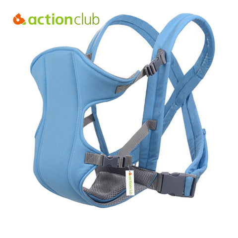 Acitonclub hot sell comfort baby carriers infant sling Good Baby Toddler Newborn cradle pouch ring sling carrier winding stretch - Vietees Shop Online