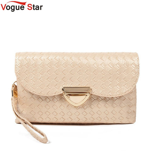 Vogue Star Knitting Women Clutches Casual Female Clutch Bags Versatile summer Women Messenger Bag Mini Cross Body Bag Tote LS340 - Vietees Shop Online