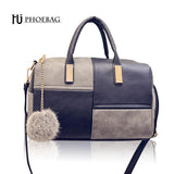 Fashion patchwork pillow handbags  famous brand shoulde bags - Vietees Shop Online