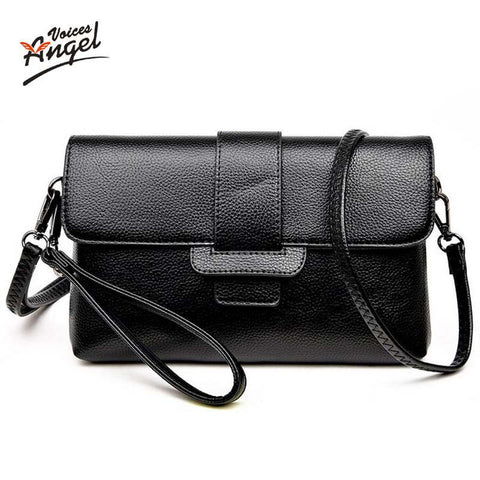 Angel Voic Patent Pu Material Clutch Bag Women Messenger Bags for Women Clutches Evening Bag Casual Small Bolsas Femininas Couro - Vietees Shop Online