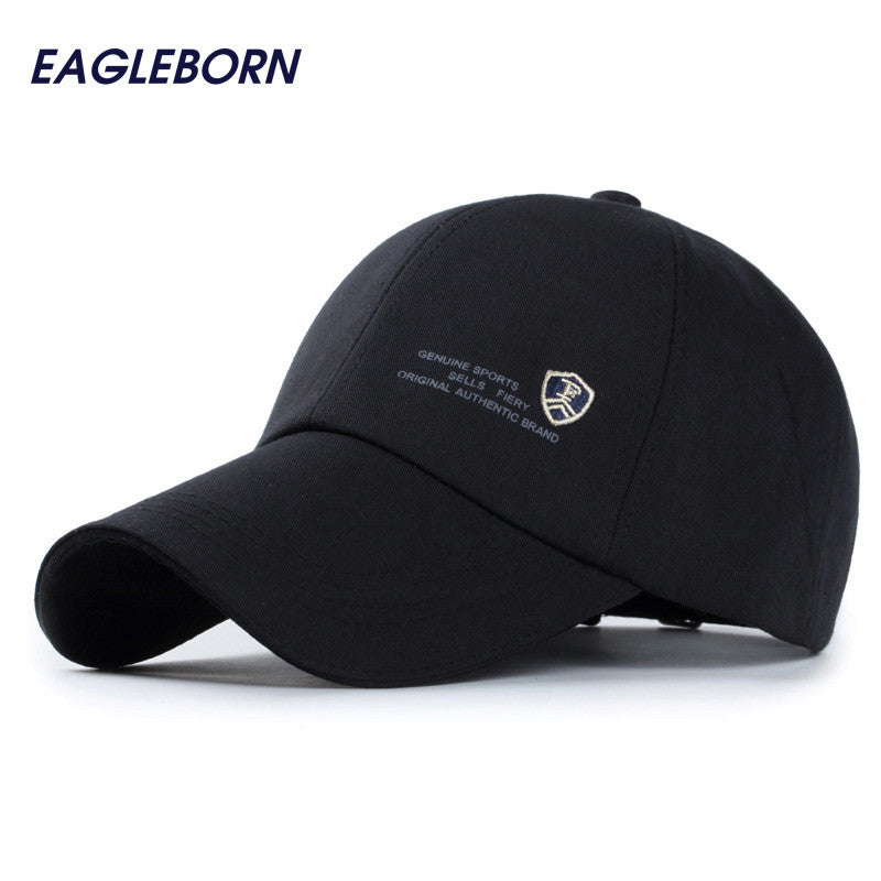 2017 EAGLEBORN Brand Casual Baseball Cap Men Women Embroidery F Unisex  couple cap Fashion Leisure dad ... 5ba661af8a5