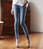 2017 New Fashion Sexy Slim Fit Jeans Women Pencil Pants Spring and summer Skinny Trousers For Lady Jeans Femme Plus Size - Vietees Shop Online