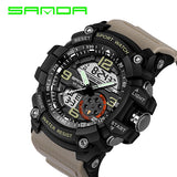Military Watch Men Waterproof Sport Watch For Mens Watches Top Brand Luxury Clock Camping - Vietees Shop Online