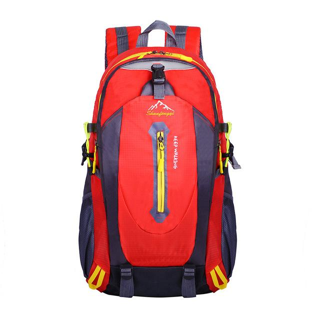 2017 new Fashion nylon backpack men travel Student backpacks laptop - Vietees Shop Online