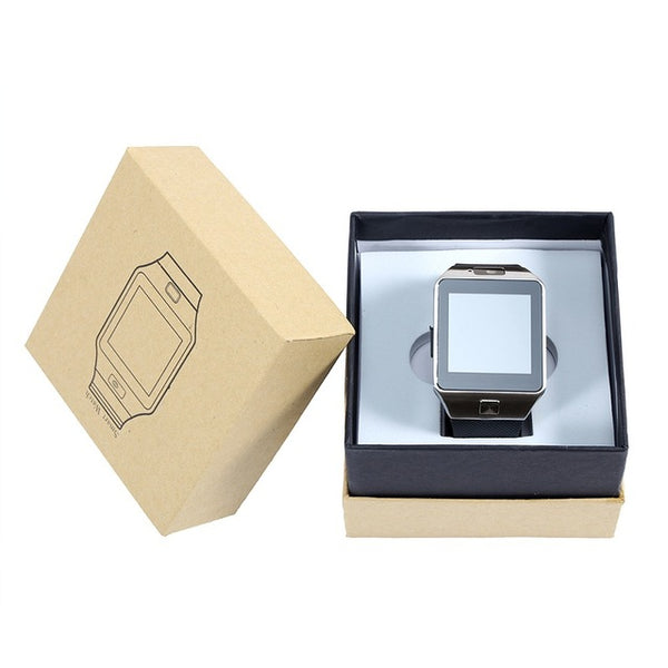 Smart Watch Digital Clock DZ09 u8 with Men Bluetooth Electronics SIM Card Smartwatch For Camera Android Phone Wearable Devices - Vietees Shop Online