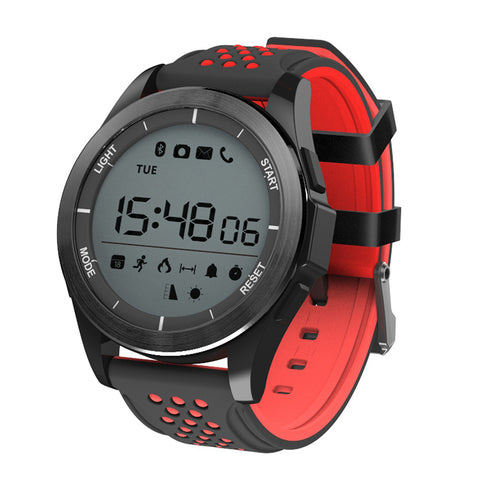NO.1 F3 Sports Smartwatch Bluetooth IP68 Professional Waterproof Swimming Watch Pedometer Outdoor Wristwatch for Android IOS - Vietees Shop Online
