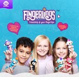 Fingerlings Interactive Baby Monkeys Toy Smart Colorful Fingers Llings Smart Induction Toys Christmas Gift Toy finger monkey - Vietees Shop Online