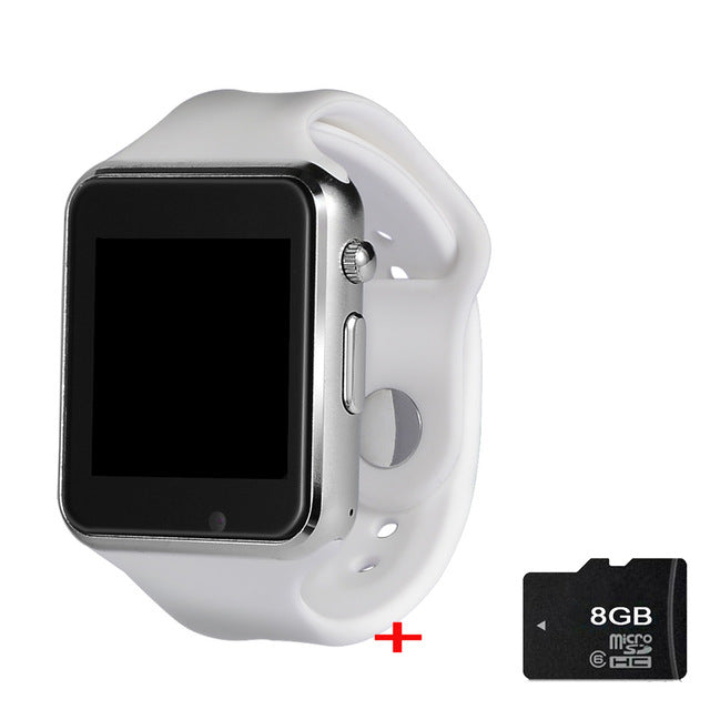 822310a762a ... Time Owner A1 Smart Watch SIM Watch Phone Camera Smartwatches Pedometer  Sleep Monitor SMS Call Reminder ...