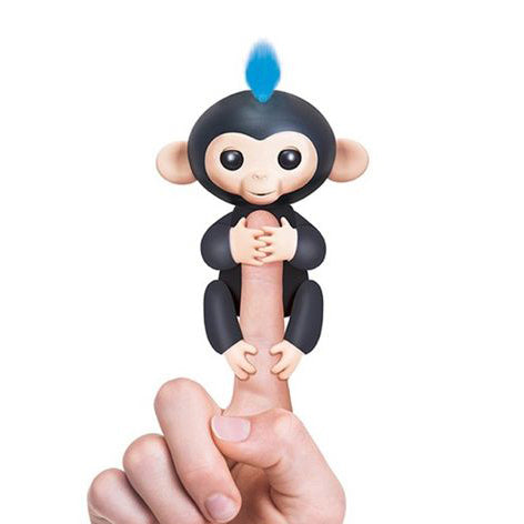 Fingerlings Baby Monkey Interactive Baby Monkeys Colorful Smart Toy Finger Monkeys Smart Induction Toys For Kids Christmas Gifts - Vietees Shop Online