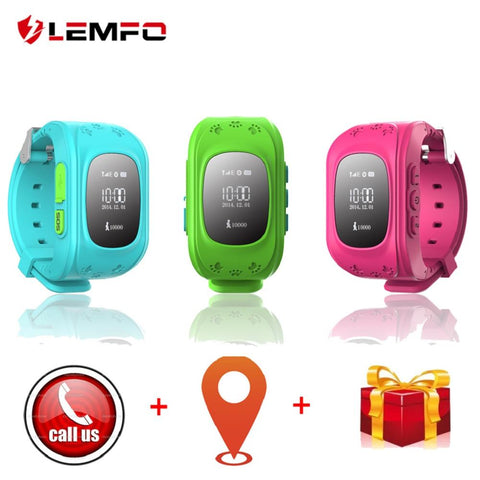 Hot Q50 GPS Kids Watches Baby Smart Watch for Children SOS Call Location Finder Locator Tracker Anti Lost Monitor Smartwatch - Vietees Shop Online