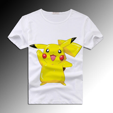 pokemon go fashion T-shirt 2016 summer print pokemon camiseta feminina blusa tee shirt femme casual pokemon tops t shirt - Vietees Shop Online