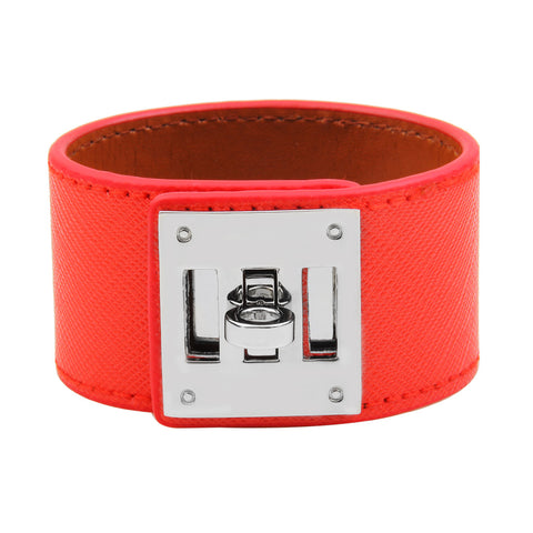 2018 European Fashion Punk Wide Leather Bracelets for Women Jewelry Valentines Gift - Vietees Shop Online