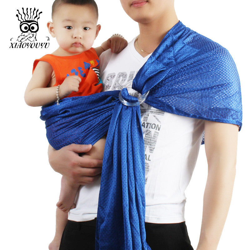 XIAOYOUYU Brand Breathable Baby Slings Quick Dry Design Baby Carriers Soft Material Comfortable Water Baby Sling Product - Vietees Shop Online