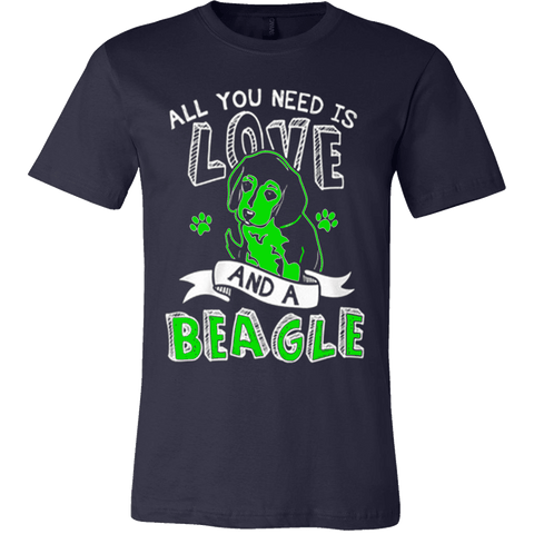 All You Need Is Love and a Beagle