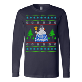 FROSTY THE SNOWMAN- UGLY CHRISTMAS SWEATERS T-Shirt - Vietees Shop Online
