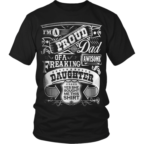 PROUD DAD - Vietees Shop Online